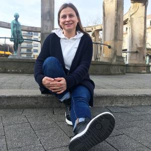 Stephansplatz in Karlsruhe